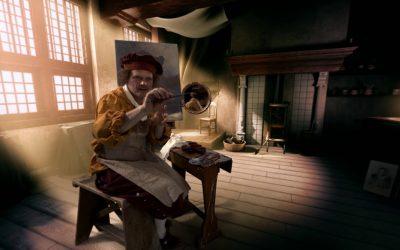 VR Occulus Rembrandt